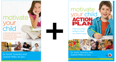 Motivate Your Child Covers