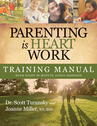 Parenting is Heart Work Training Manual image