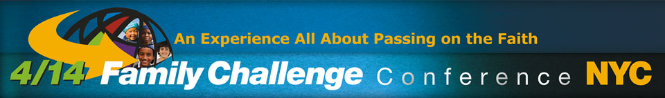 NYC 4/14 Family Challenge Banner