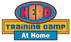 Hero Training Camp at Home Logo