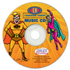 Hero Training Camp Music CD