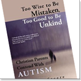 Christian Parents Contend with Autism image