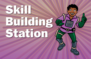 Skill Building Station Poster