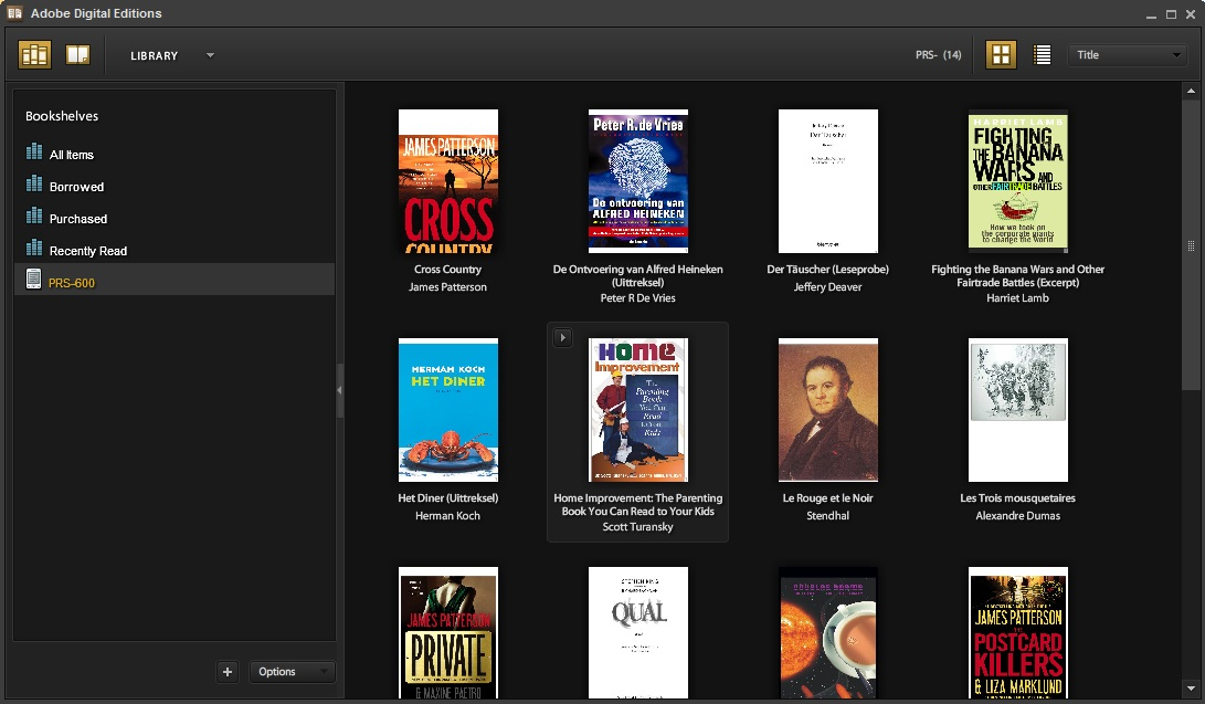 how to download a book from adobe digital editions