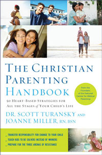 The Christian Parenting Handbook image